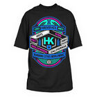 New HK Army Paintball T-Shirt Worldwide Black