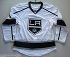 Los Angeles Kings White Reebok EDGE Authentic NHL Hockey Jersey NEW Size 50