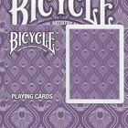 Bicycle Peacock Playing Cards - Poker Size Bike Deck