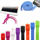 Big Noodle USB Sync Data Charging Charger Cable Cord for iPhone 5 5S 5C iPhone 6