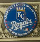 Kansas City Royals - World Series 2014 - Shirt or Hat Pin back or Magnet Buttons on Ebay