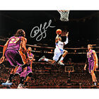 Chris Paul Los Angeles Clippers Layup Against Lakers Wide Angle Signed 8x10 P