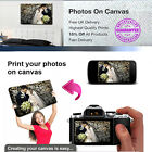 PRINT YOUR PHOTOS ON CANVAS CANVAS WALL ART PICTURES PRINTS FREE FAST DELIVERY