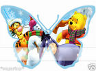 WINNIE THE POOH Butterflies 25 x Edible Decorations Cup Cake Toppers CHRISTMAS