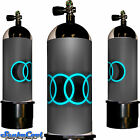 2100 Scubacool Scuba Dive Gas Cylinder Tank Cover NOT neoprene