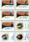 Star Trek Enterprise Season 1&2 Autograph Card Selection NM Rittenhouse