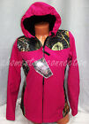 NEW!!! WOMENS PINK CAMO WATERPROOF HOODIE SOFTSHELL JACKET COAT~S~M~L~XLCoats & Jackets - 177868