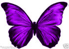 24 x Stunning CADBURY PURPLE Butterflies Edible Decorations Cup Cake Toppers