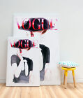 Stretched Canvas Art Print-3 Large Sizes- Vogue Cover Germany Canvas Print-