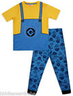 MINIONS PYJAMAS 6-7 Years DRESS UP MINION PJS DESPICABLE ME