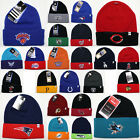 Official Sports Team Embroidered Knit Beanie Hat Cap Apparel NFL NBA MLB NHL New $14.99 USD on eBay