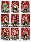 Match Attax 2014/15 Trading Cards (Sunderland-Base) 254-288