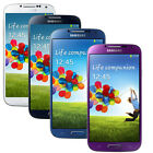 New Samsung I9500 Galaxy S4 Factory Unlocked GSM GT-I9500 Choose From 4 Colors