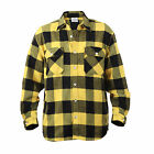 Rothco 4739 Men's Brawny Buffalo Plaid Long Sleeve Flannel Shirt Heavyweight  <br/> 8 Colors to Choose From