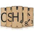 HEAD CASE DESIGNS SCRABBLE TILES CASE COVER FOR ONEPLUS ONE