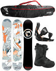 Sapient LOTUS 151 Snowboard+ Flow Flite 2 Bindings+Flow Vega BOA Boots + BAG