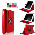 iPad Protective Case 360° Rotating PU Leather Cover Smart Stand for iPad 4 3 2