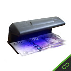 UV FAKE COUNTERFEIT NOTE BANKNOTE MONEY FORGERY DETECTOR CHECKER TESTER