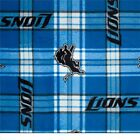 Fleece NFL Themed Blankets *Baby&Adult* *Multiple Themes & Sizes Available*