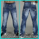 NEW DESIGNER BLUE JEANS FOR MEN HOT MENS JEAN PANTS MEN'S FASHION WEAR CLOTHING