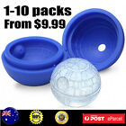 New Star Wars Death Star Silicone Mold Ice Cube Chocolate Tray Ball AUS Stock $9.99 AUD