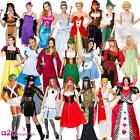 LADIES BOOK DAY CHARACTER FAIRYTALE STORYBOOK ADULT FANCY DRESS COSTUME OUTFIT