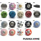 Large Selection Of Ceramic Glass Door Knobs Handle Cabinet Cupboard Drawer Pull