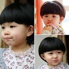 New fashion Baby wig child wigs Infants and children's wig mushroom head wigs
