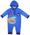 Baby Disney Cute DUMBO Elephant Hooded Romper Outfit Newborn-12 Months NEW