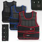 We R Sports® XTR Weight Weighted Vest Adjustable 5kg To 30kg Running Weight Loss