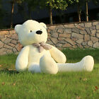 "Joyfay®  63"" 160 cm White Giant Teddy Bear Big Huge Stuffed Toy Birthday Gift"