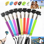 Extandable Selfie Stick Monopod Bluetooth Shutter Remote for GoPro iPhone Sony