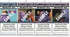 "Home (Dreamworks) Movie Invitations- Customized 4 U! WE Print! 3""x6"" *4 DESIGNS*"