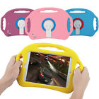 Kids Soft Silicone Rubber Cover Case with Handle Stander For iPad Mini 1 2 3