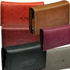 large Portemonnaie 25 Fan Cattle leather Wallet Wallet Money Maker