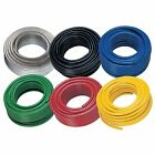 Nylon Pneumatic Tubing By The Metre, 10m, 30m Coil Air Line Compressed Push Fit