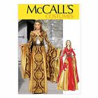 McCalls 6940 Game of Thrones Cersei Costume Dress Belt Gown SEWING PATTERN M6940