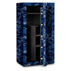 MBF6032E-Camo Mesa Home Office Hunting Rifle 1hr Fire 30 Gun Safe Naval Blue