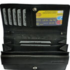 Ladies - Wallet with 20 Compartments Cattle leather / Portemonnaie Wallet Purse
