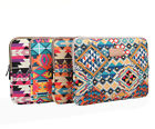 """Colorful 15"""" 15.6"""" 15.4"""" Canvas Bag Laptop Sleeve Case Pouch Cover For Lenovo HP"""