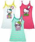 Girl's Hello Kitty Yum Summer Cotton Strap Sun Fashion Dress 4 6 8 10 Years NEW