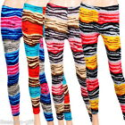 1PC Fashion Women Multi-color Skinny Legging Pants Fire Trendy NEW
