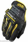 Mechanix Authentic YELLOW/BLACK MPact MPT Series Safety Glove Most Sizes NEW!