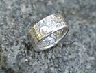 Kyпить Handmade .900 Silver coin ring 1940-47 Walking Liberty half dollar sizes 7 to 14 на еВаy.соm