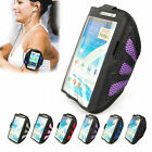 Gym Outdoor Running Jogging Armband Case Cover For Android Phone Moto LG G6 G5