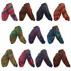 "Baggy Tie Dye Pants Trousers Hippy Hippie Genie Boho Plus Size - up to 44"" Waist"