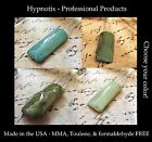 Green Metallic Nails Acrylic Colored Powder Art Tips Professional Polymer USA