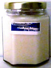 Desmond's Candles Homemade Scented Egyptian Baby Powder Soy Jar Candle