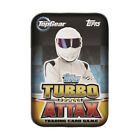 Top Gear Turbo Attax 2015 Trading Card Collector Tin (Empty Tin)