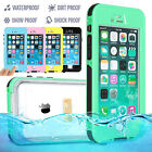 Waterproof Shockproof Dirt Proof Cover Case for iPhone 6 and 6 Plus
